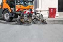 Kehrdienst, Geländereinigung, Straßenreinigung